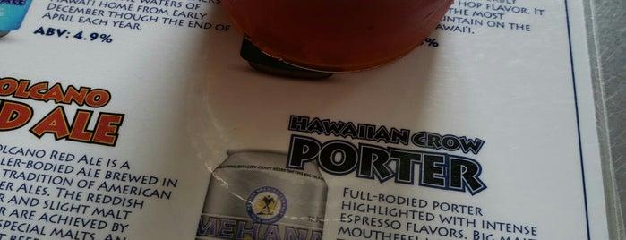Mehana Brewing Company is one of Big Island.