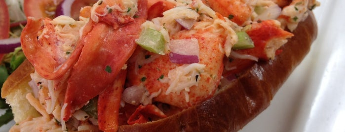 Lovers Seafood And Market is one of Ultimate Summertime Lobster Rolls.