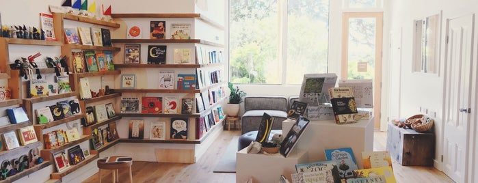 Black Bird Bookstore is one of The 15 Best Places for Backyard in San Francisco.