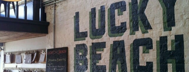 Lucky Beach is one of Restaurant.