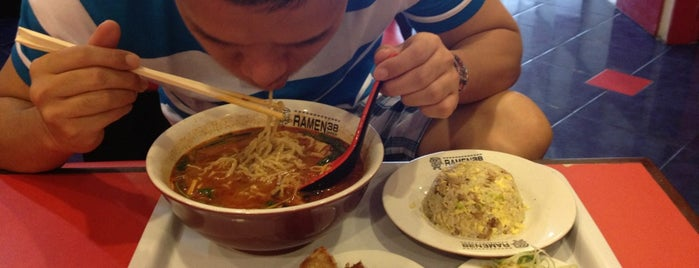 Ramen 38 (Sanpachi) is one of The Travellers.