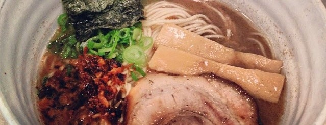 Bassanova Ramen is one of NYC 2013 new openings.