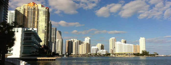 City of Miami is one of Miami.