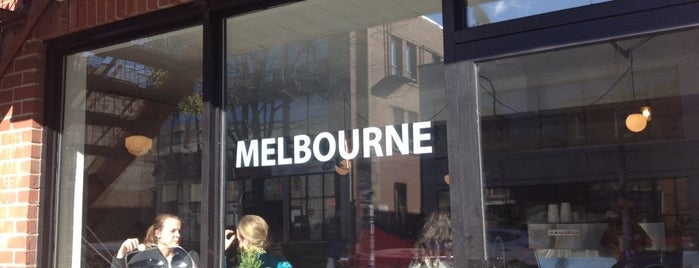 Melbourne is one of Restos.