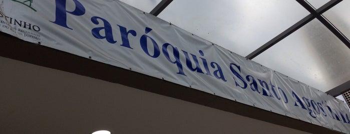 Paróquia Santo Agostinho is one of #Rio2013 | Catequesis [Spanish].
