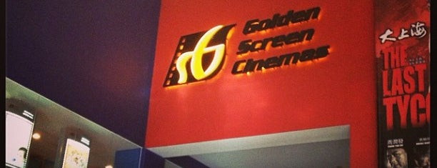 Golden Screen Cinemas (GSC) is one of All-time favorites in Malaysia.