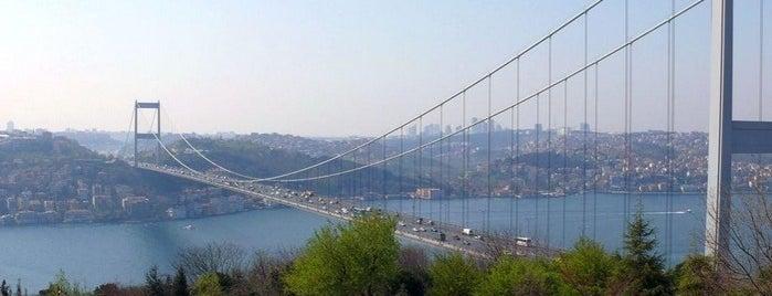Fatih Sultan Mehmet Köprüsü is one of İstanbul Avrupa Yakası #4 🍁🍃.