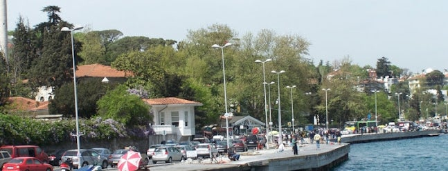 Emirgan Sahili is one of Istanbul.