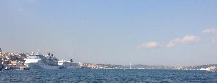 İstanbul Boğazı is one of İstanbul Avrupa Yakası #4 🍁🍃.
