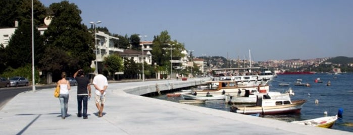 Bebek Sahili is one of Istanbul.