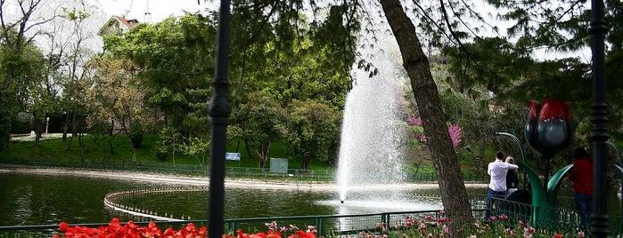 Yıldız Parkı is one of İstanbul Avrupa Yakası #4 🍁🍃.