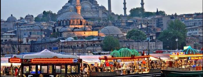 Eminönü is one of أماكن جميلة حول العالم.