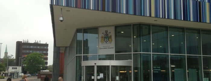Doncaster Council is one of My hang outs.