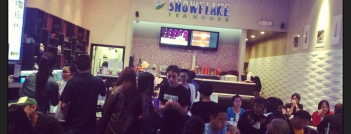 Sno-Crave Tea House is one of PMT.