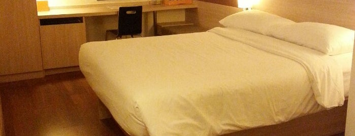 Ibis Bangkok Siam is one of Hotel.