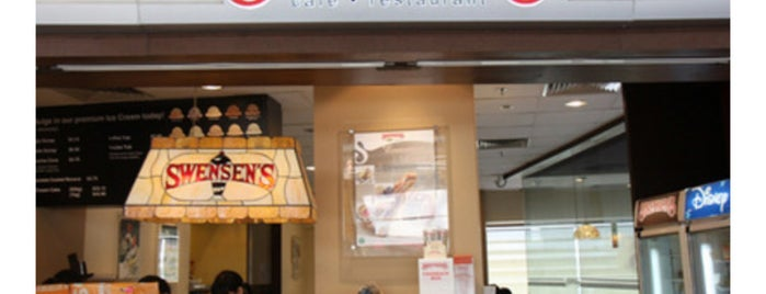 Swensen's is one of Food.