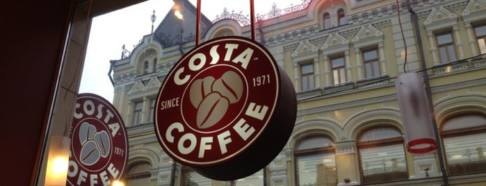 Costa Coffee is one of Costa Coffee.