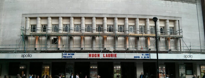 Eventim Apollo is one of Summer Events To Visit....