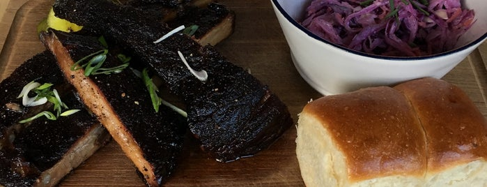 Brisket Southern BBQ & Bar is one of Approved Places in and around Zurich.