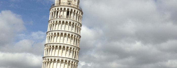 Tower of Pisa is one of Best of Tuscany, Italy.