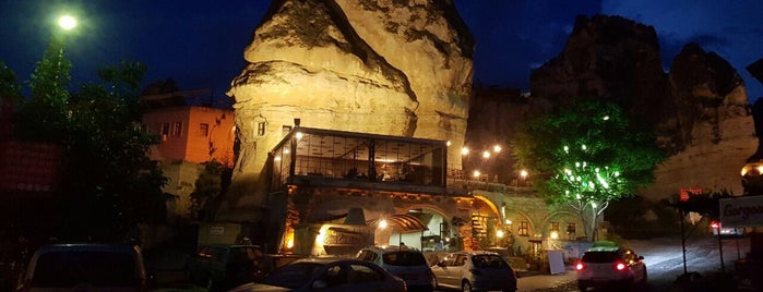 Organic Cave Kitchen is one of Cappadocia.