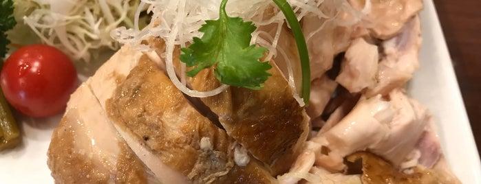 劉家荘 is one of 神戸で食べる.
