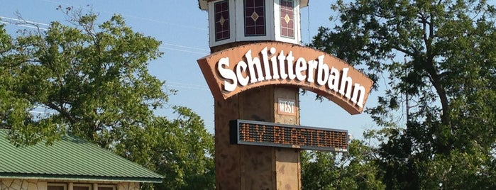 Schlitterbahn is one of Venue.