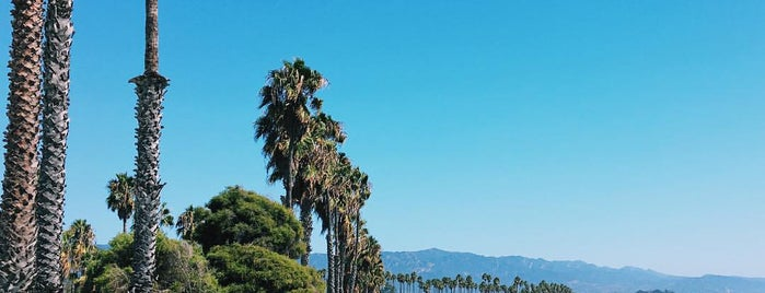East Beach is one of Travel Guide to Santa Barbara.