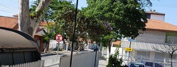 Jardim América is one of Bairros de SJC.