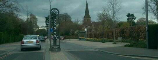 Poynton is one of Top picks for Parks.