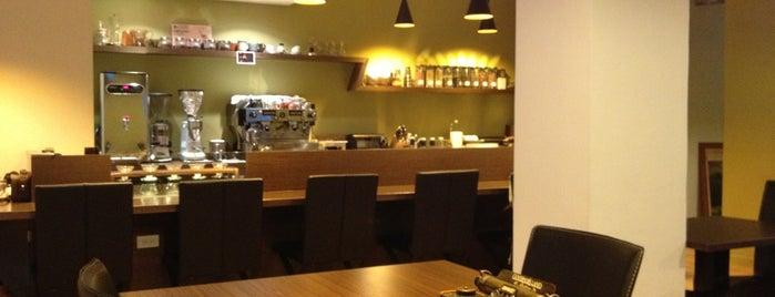微光咖啡 Aura is one of Coffee shops in Taipei.