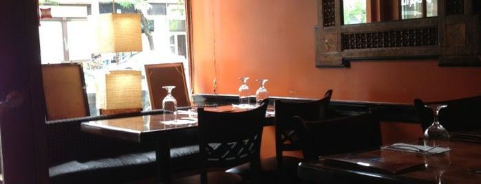Waterfalls Café is one of Michelin Guide 2013 - Brooklyn.