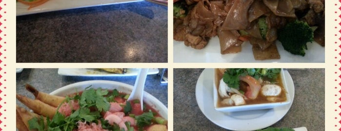 You & I Thai Cuisine is one of Top 10 dinner spots in Anaheim, CA.