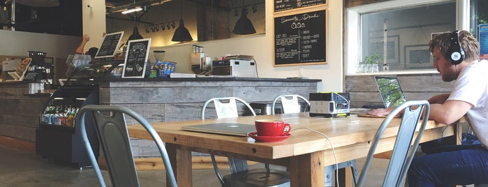 Three Brothers Coffee is one of The 15 Best Trendy Places in Nashville.