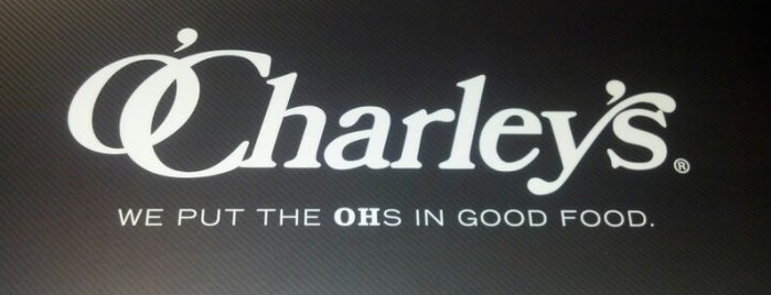 O'Charley's is one of 20 favorite restaurants.