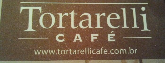 Tortarelli Café is one of Comer e Beber em Salvador.