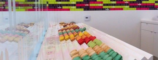 'Lette Macarons is one of Eat + Drink = DTLA Overall.