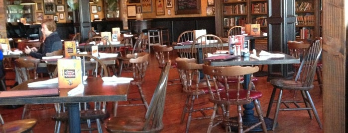 Baker St. Pub & Grill is one of Food.