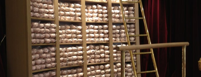 Repetto is one of Must visit.