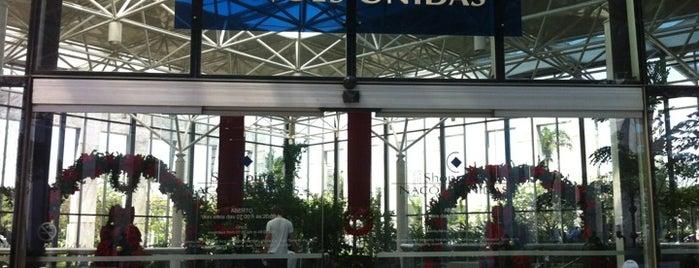 Shopping Nações Unidas is one of Shoppings Grande SP.