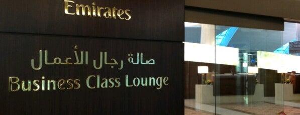 Emirates Business Class Lounge is one of HAVALİMANLARI.