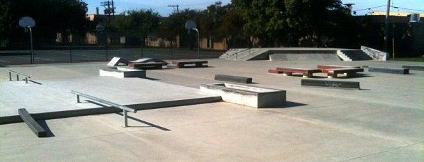 Little Village Skate Plaza is one of Local Skateparks.