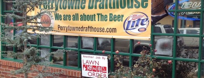 Perrytowne Draft House is one of Must-visit Food in Pittsburgh.
