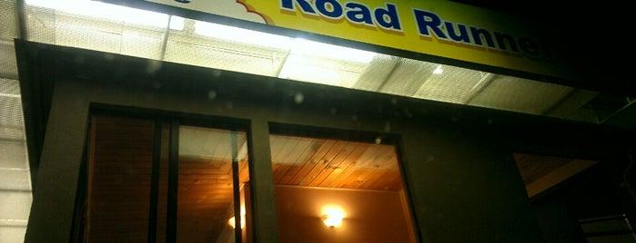 Road Runner is one of food.