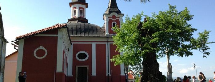 Kalvária is one of Prešov - The Best Venues #4sqCities.