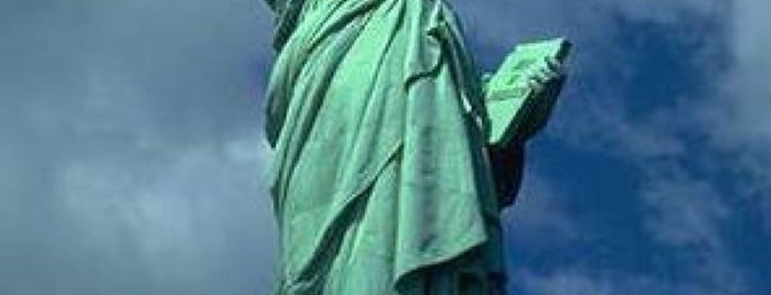 Statue of Liberty is one of Future Travels.