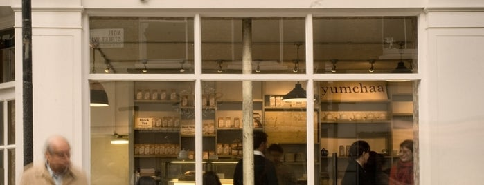 Yumchaa is one of London Calling: LDN To Do.