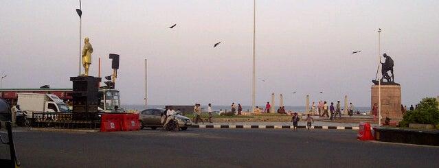 Gandhi Beach is one of Favorite Great Outdoors.