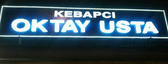 Kebapci Oktay is one of lezzet turu...