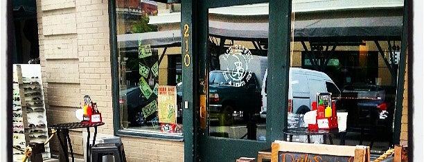 Jack Brown's Beer & Burger Joint is one of Roanoke.